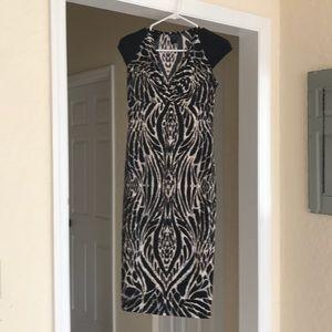 Snakeskin dress NWOT